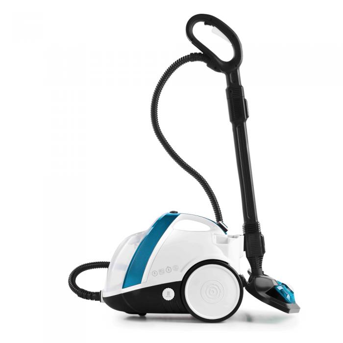 Aparat de Curatat cu Abur Vaporetto Smart 100_B, 1500 W, 2 l, 4 Bar, 110 gr/min, Alb/Albastru 1