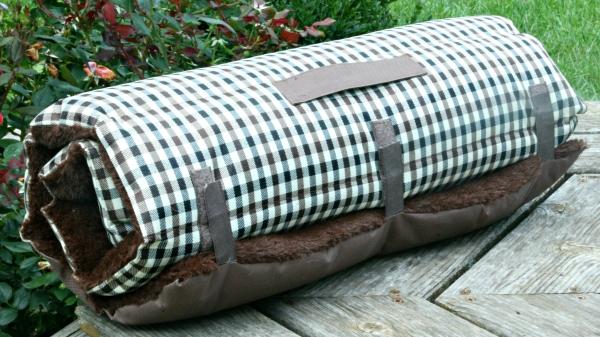 Pat Premium E-Cloth din Microfibra pentru Caini si Pisici, Recomandat pentru Casa si Calatorie, 90 x 60 cm