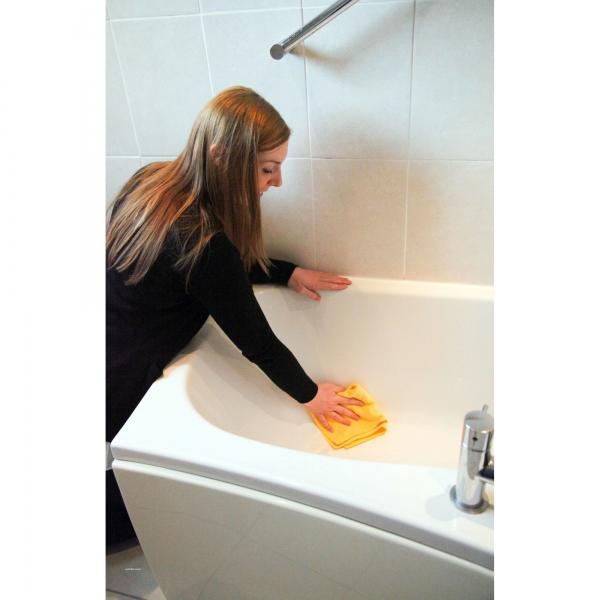Set doua lavete premium din microfibra e-cloth pentru baie 2