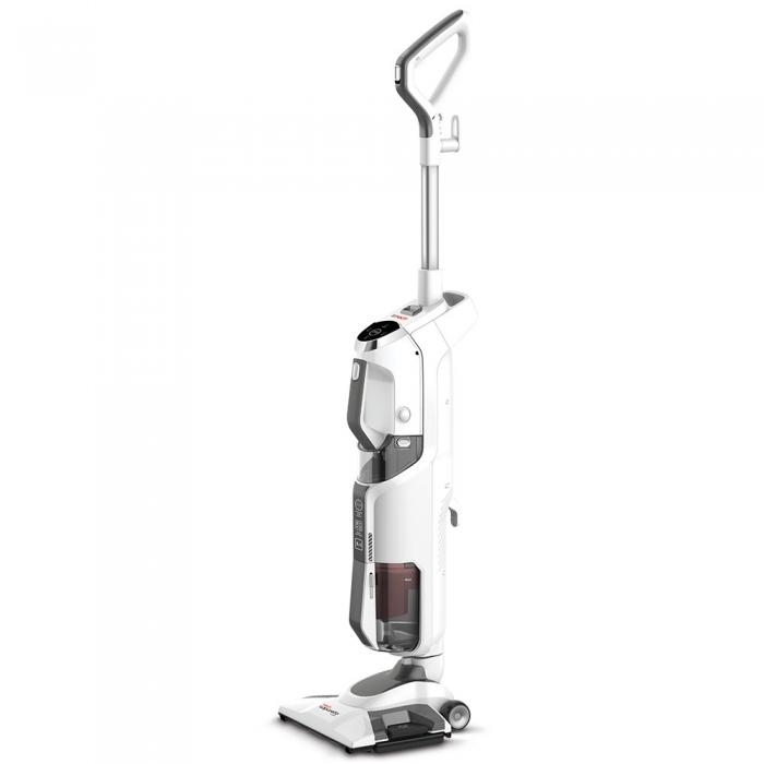 Aspirator Vertical cu Abur, Multifunctional, Polti Vaporetto 3 Clean, 1700 W, 0.5 l, Cyclonic, Alb/Gri 0