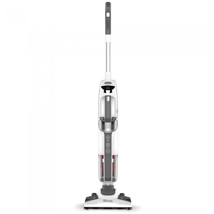 Aspirator Vertical cu Abur, Multifunctional, Polti Vaporetto 3 Clean, 1700 W, 0.5 l, Cyclonic, Alb/Gri 1