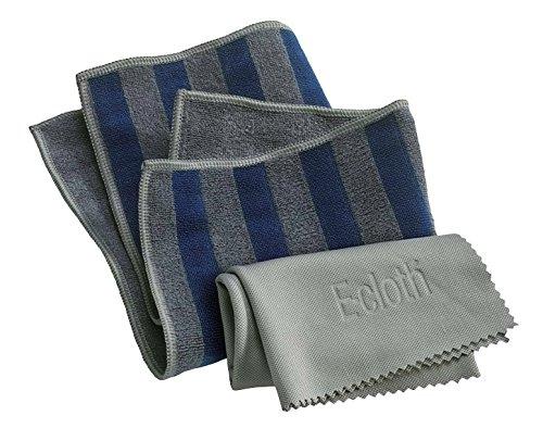 Set Doua Lavete Premium E-Cloth din Microfibra pentru Cuptor, Plita, Aragaz, 32 x 32 cm 7