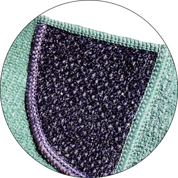 Laveta Premium E-Cloth din Microfibra pentru Curatarea Bucatariei, Compartiment Abraziv, 32 x 32 cm 3