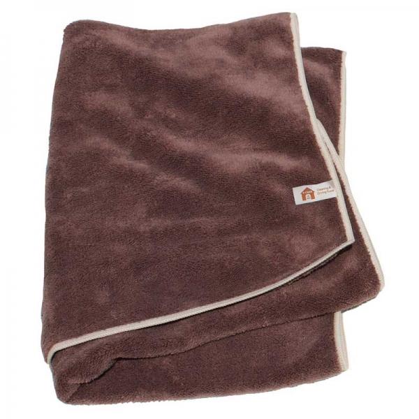 Prosop Mare Premium E-Cloth din Microfibra pentru Curatare si Uscare Caini si Pisici 4