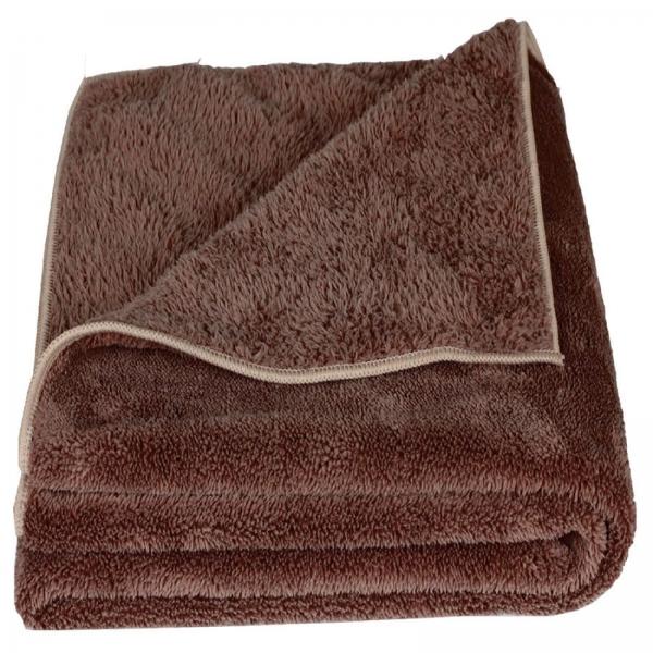 Prosop Mare Premium E-Cloth din Microfibra pentru Curatare si Uscare Caini si Pisici 7